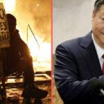 Grupo do regime chinês financia o co-fundador do Black Lives Matter, diz relatório