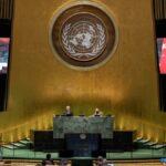 Por quanto tempo mais o mundo será enganado pelo comunismo? Xi Jinping continua com mentiras na ONU