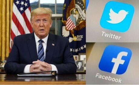 Trump pode suspender proteções que regulam as redes sociais se a censura persistir