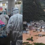 Pandemia e inundações: as novas vias usadas pelo Partido Comunista Chinês para repressão interna e autoglorificação