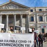 """""""O regime chinês deve pagar a conta do coronavírus"""", dizem as vítimas e demais pessoas atingidas pelo vírus na Espanha"""