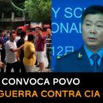 China convoca povo contra espionagem da CIA (vídeo)