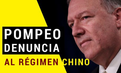 Mike Pompeo: «China comunista ya está dentro de nuestras fronteras»