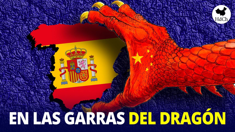 EL DRAGÓN ROJO SACA LOS DIENTES Y EL MUNDO DESPIERTA… MENOS ESPAÑA
