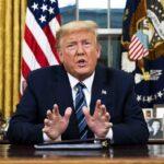 Donald Trump apoya la reapertura segura de las escuelas