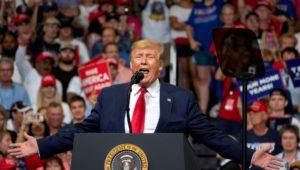 Trump vs el Nuevo Orden Mundial: el día que el presidente anticipó a qué se enfrentaba si ganaba las elecciones