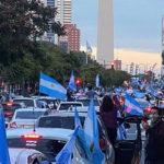 Banderazo por la libertad: Masiva manifestación en Argentina para exigir por «valores y un país digno donde vivir»