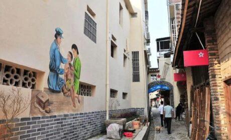 Qué son los sitios de 'turismo rojo' en China donde el régimen pretende hacer cumplir la ideología comunista