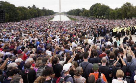 EE. UU.: Masiva movilización de creyentes y conservadores contra la agenda izquierdista que divide la nación