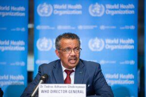 """La Unión Europea pidió una """"reforma profunda"""" de la OMS tras el mal manejo de la pandemia"""