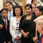 Trump conmemoró el Día de la Libertad Religiosa con la mirada puesta en las persecuciones de gente de fe en China