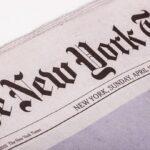 El New York Times cómplice del partido comunista chino, pretende tapar violaciones de derechos humanos del régimen