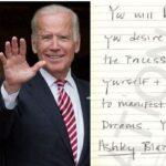 Las confesiones del diario de Ashley Biden nos hace preguntarnos: ¿Es Joe Biden un pedófilo?