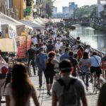 SIN VACUNAS: Tres ciudades de Italia lograron la inmunidad de rebaño
