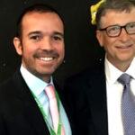 ¿BILL GATES involucrado en el FRAUDE? El CEO de Smartmatic lo presentó en una conferencia globalista en 2015