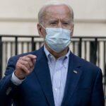 Biden propone el uso obligatorio de máscara y distanciamiento social para el Día de Acción de Gracias