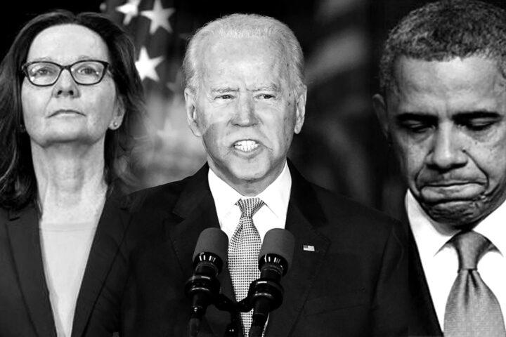 Obama, Biden y la directora de la CIA, Gina Haspel, arrestados por espionaje y fraude electoral, según fuentes alternativas
