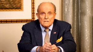 [VIDEO] Rudy Giuliani explica en detalle cómo sucedió el FRAUDE MASIVO en las ELECCIONES DE EE. UU. de 2020