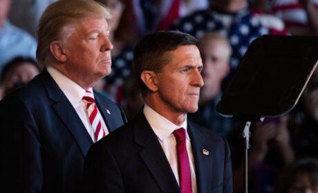LEY MARCIAL Y NUEVAS ELECCIONES: Pide el general retirado Michael Flynn a Trump
