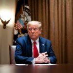 """""""CUMPLÍ MIS PROMESAS"""": Trump completa 725 km de MURO FRONTERIZO que detendrá a los delincuentes"""