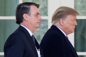 ELIMINADO Trump, ahora Twitter VA CONTRA Bolsonaro