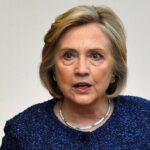 DESCLASIFICACIÓN: FBI omitió investigar a Hillary Clinton por el dinero que recibió del exterior en el 2016