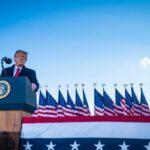 """Trump seguirá siendo una """"FUERZA POLÍTICA IMPORTANTE"""", dice encuesta"""