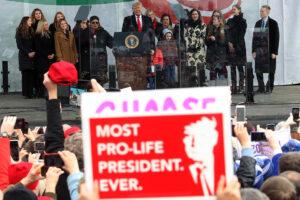 TRUMP LO HIZO: El Presidente proclamó el Día Nacional de la Santidad de la Vida Humana