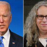 Twitter empuja la agenda globalista: suspende cuentas que se refieren a un transexual del gobierno de Biden en masculino