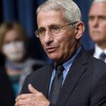 Piden la renuncia del Dr. Fauci tras filtrarse polémicos correos electrónicos sobre la pandemia