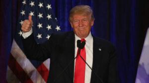 Trump IBA A SER el fin del mundo y HA SIDO el 1ER presidente que NO DECLARÓ UNA GUERRA en generaciones