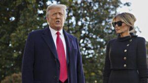 «Ha sido un gran honor»: EMOTIVAS palabras de Donald Trump antes de salir de la Casa Blanca [VIDEO]