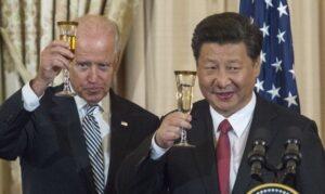 Biden y sus oscuros deseos de vincularse con el régimen MÁS CRIMINAL de la historia según nuestra opinión: el partido comunista chino