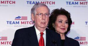 Trump tiene razón: Mitch McConnell y su familia tienen estrechos vínculos con el régimen chino