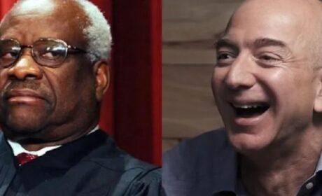 Amazon PROHÍBE la película del juez negro, Clarence Thomas, durante el Mes de la Historia Afroamericana