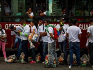 Maduro ofrece comida a cambio de asistir a concierto para pedir libertad de Álex Saab