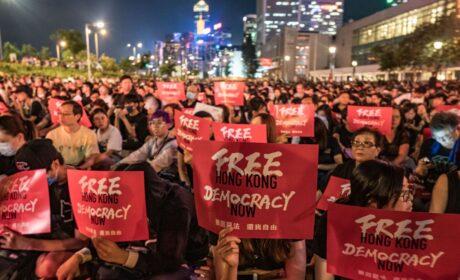 Hong Kong se acerca a la tiranía china total
