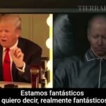 "¿Más claro? Donald Trump vs ""Sleepy"" Joe Biden [VIDEO]"
