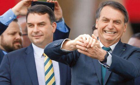 Mensajes filtrados revelan planes de persecución política contra la familia Bolsonaro