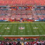 La policía está buscando a los que NO USARON mascarillas en el Super Bowl