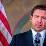 """Los cierres fueron un """"enorme error"""" declaró el gobernador de Florida Ron DeSantis"""