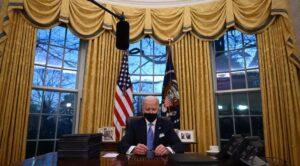 Extraños sucesos alrededor de la administración Biden hacen dudar de que tenga el control de la Casa Blanca