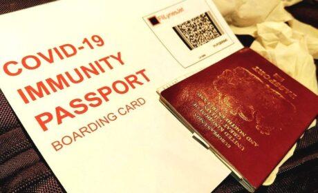 """""""Pasaporte COVID"""": ¿Una directriz del Partido Comunista chino?"""