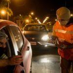 Alberto Fernández ignora la represión que deja su dictatorial toque de queda en Argentina