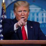 Trump afirma que el régimen chino debería pagar diez billones de dólares a EEUU y al mundo por la destrucción que ha causado con el virus