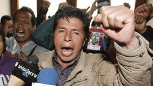 La autoridad electoral de Perú declara presidente electo al comunista Pedro Castillo