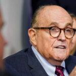 El Washington Post y el NYT se retractaron de la difamación a Rudy Giuliani sobre operaciones de influencia rusa