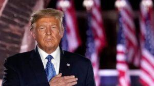 """«Es hora de erradicar el mal interior"""": Trump prepara su candidatura para 2024"""