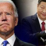 Biden admitió NO haber enfrentado al régimen chino por encubrir la pandemia y por sus violaciones a los DDHH