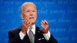 Biden no es quien el público piensa que es, asegura una persona allegada a la administración